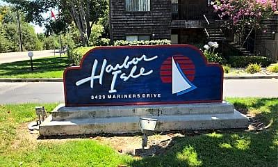 HARBOR ISLE, 1