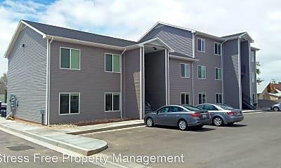 Building, 354 N 300 W, 2