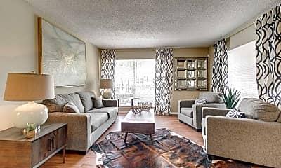 Living Room, Parks at Addison, 0