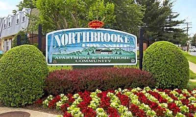 Community Signage, Northbrooke Township, 1