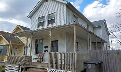 Building, 320 Brandriff St, 0