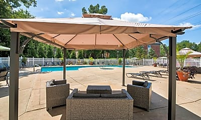 Pool, Park Meadows, 2