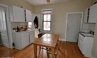 Dining Room, 1113 W Patterson Ave, 1