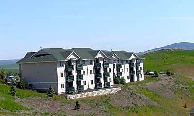 Building, Pine Ridge Apartments, 1