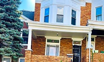 Building, 2921 Baker St, 0
