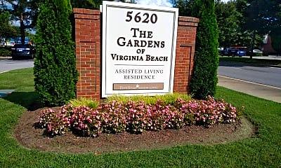 The Gardens of Virginia Beach, 1