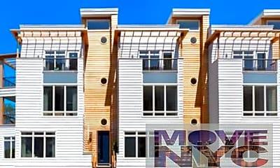 Building, 162 Beach 5th St, 1