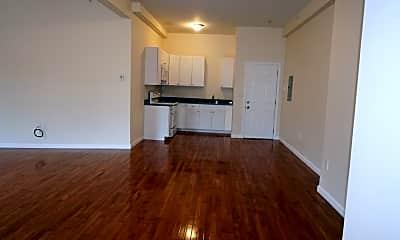 Living Room, 2 Lafayette Square, 1