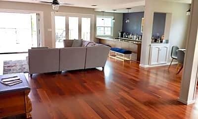 Living Room, 4923 Twain Ave, 0
