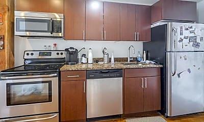 Kitchen, 4 Leverington Ave 308, 1