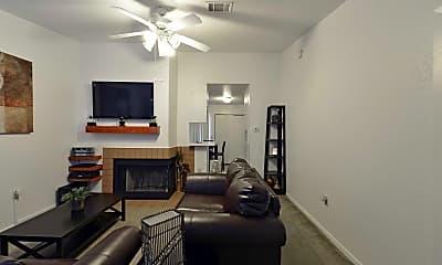 Living Room, Ashford Creek, 1