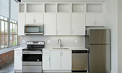 Kitchen, 3200 Gillham Rd, 0