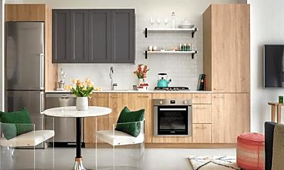 Kitchen, 1056 W Van Buren St, 1