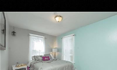 Bedroom, 609 Linden St, 2