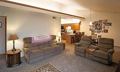 Living Room, 811 S. Irish Road, 1