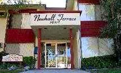 Newhall Terrace, 1