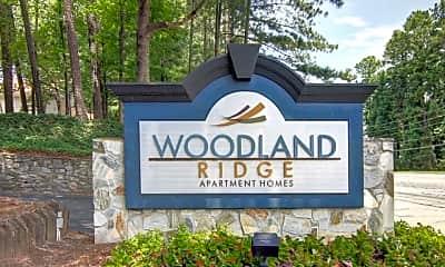 Community Signage, Woodland Ridge, 2