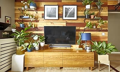 Living Room, 201 45th St, 1