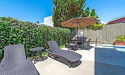 Patio / Deck, Vista Pointe I Apartments, 2