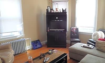 Living Room, 2804 Overland Ave, 1