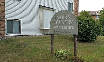 Indian Country Apartments, 1