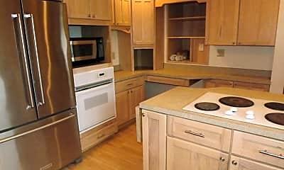 Kitchen, 2525 Big Woods Trail, 2