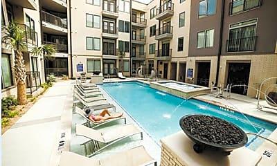 Pool, 4242 Cedar Springs Rd, 1