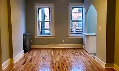 Living Room, 1428 Greene Ave 2F, 0