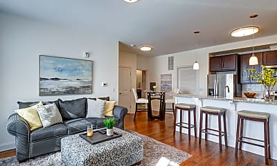 Living Room, Village at Falcon Point, 1