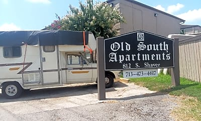 Old South, 1