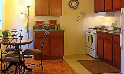 Kitchen, Forest Square Apartment Homes, 0