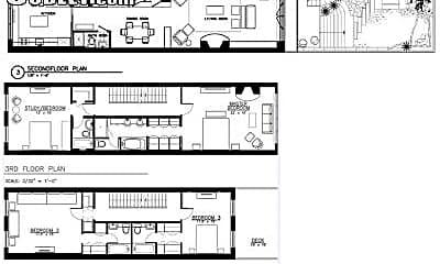 Living Room, 164 E 91st St, 2