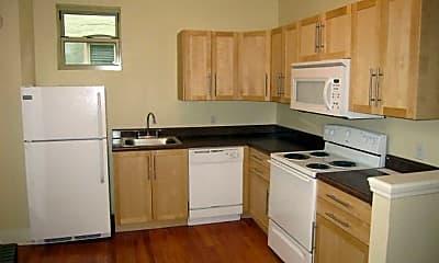 Kitchen, 100 Elm St, 1