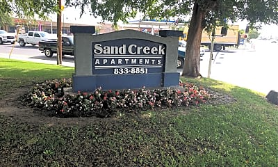 Sand Creek, 1