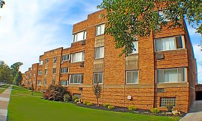Highland House Apartments, 1