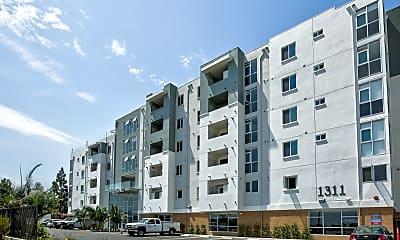 Building, Seacrest Homes, 2