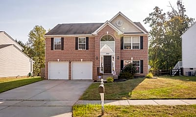Building, 1141 Harford Town Dr, 1