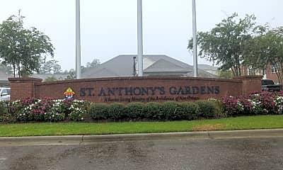St. Anthonys Gardens, 1