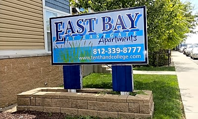 East Bay I & II Apartments, 1