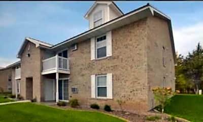 Building, Deerfield Village Apartments, 0