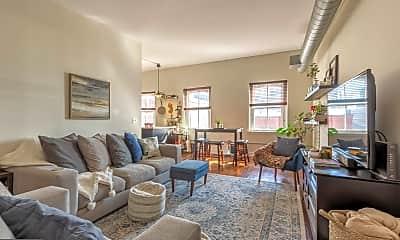 Living Room, 36 Strawberry St 47, 0