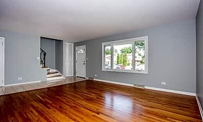 Living Room, 7026 W Greenleaf St, 1