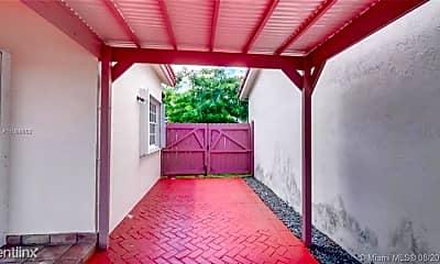 Patio / Deck, 13755 SW 19 Terrace, 2