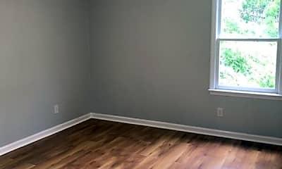 Bedroom, 221 N. Cedar Street, Unit D, 2