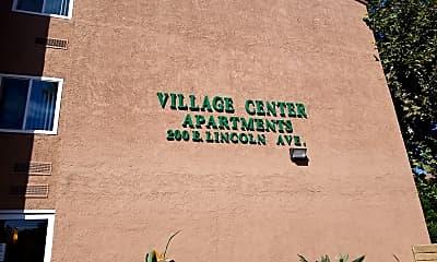 Village Center, 1