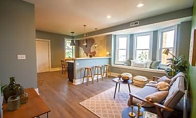Living Room, The Emerald, 2