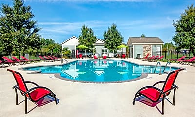 Pool, The Reserve at Mill Creek, 1