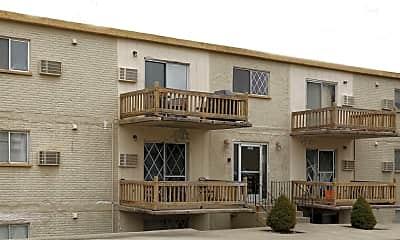 Building, Sunset Terrace Apartments, 0