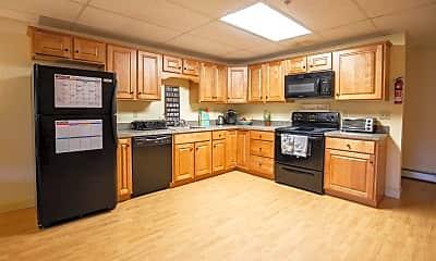 Kitchen, 5 Chase St, 1
