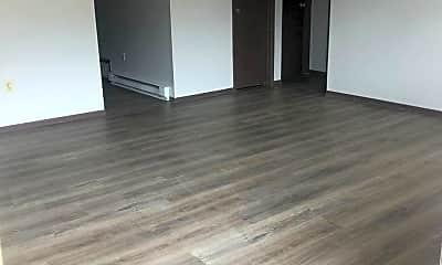 Living Room, 445 Clark St, 1